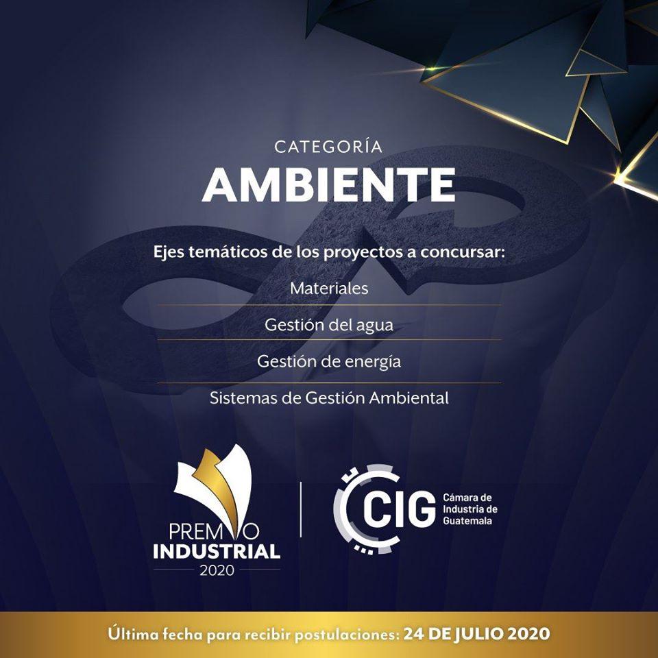 Lee más sobre el artículo Premio Industrial Guatemala 2020