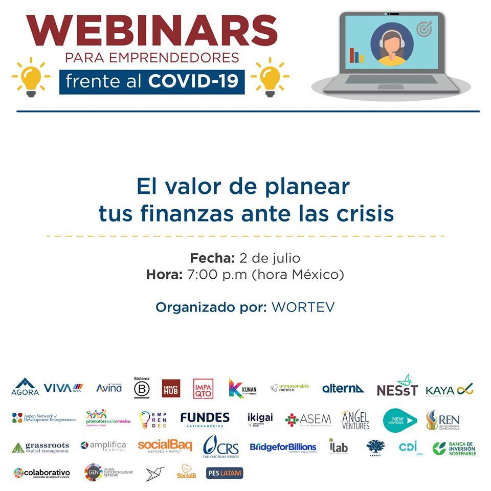 Lee más sobre el artículo El valor de planear tus finanzas ante las crisis
