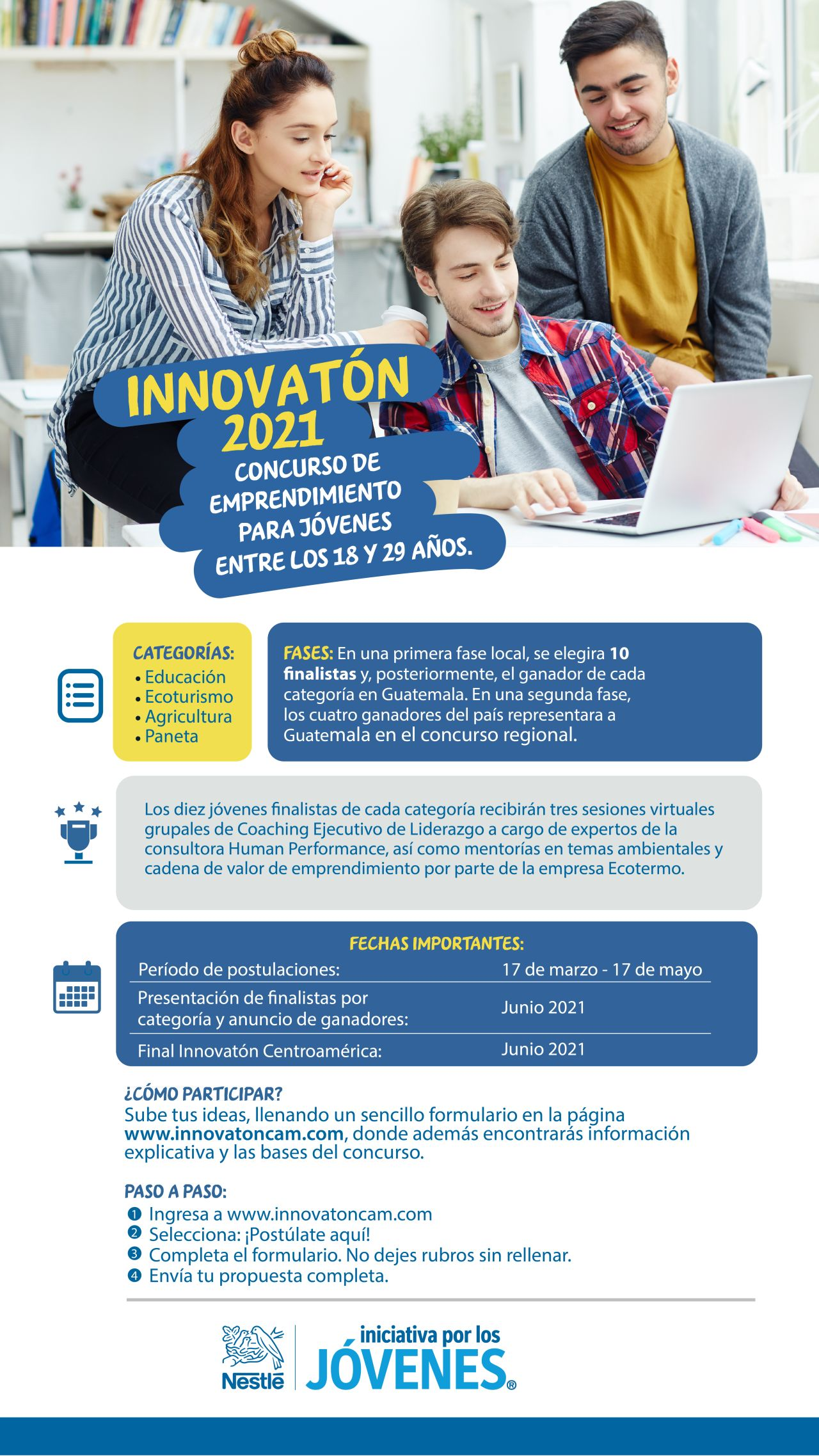 Read more about the article Innovatón Youth.