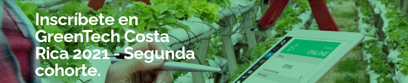 Read more about the article GreenTech Costa Rica 2021.