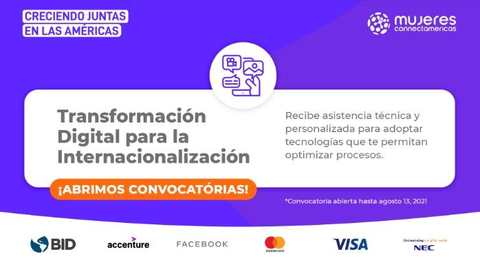 Read more about the article Transformación Digital para la Internacionalización.